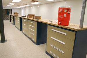 Modular Cabinets Photo