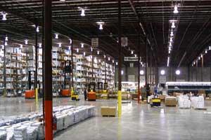 VNA Storage, Small Parts, Sortation and Packing Photo