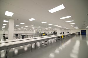 Clean Room Assembly Lines Photo